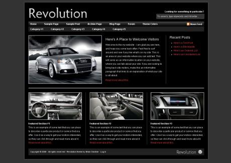 Das Original: Revolution Black