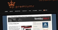 WP-Premiums features Firstdayblack